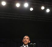 United States President Barack Obama speaks at the National Prayer Breakfast in Washington, DC, February 2, 2012. .Credit: Chris Kleponis / Pool via CNP