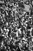 "Beach Boys concert..""Day on the Green"" at the Oakland Alameda County Coliseum. (1976 photo/Ron Riesterer)"