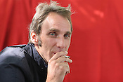 "Will Self, English social commentator and author of ""The Book of Dave"", appearing at an Edinburgh International Book Festival photo call in Edinburgh, on Saturday 12th August 2006. Over 600 authors from 35 countries are appearing at the Edinburgh International Book festival during 12th-28th August. The festival takes place in historic Edinburgh city, a UNESCO City of Literature."