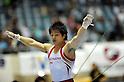 Koji Yamamuro (JPN), .APRIL 7, 2012 - Artistic gymnastics : The 66nd All Japan Gymnastics Championship Individual All-Around , Men's Individual 1st day at 1st Yoyogi Gymnasium, Tokyo, Japan. (Photo by Jun Tsukida/AFLO SPORT) [0003].