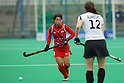 Keiko Manabe (JPN), .APRIL 25, 2012 - Hockey : .2012 London Olympic Games Qualification World Hockey Olympic Qualifying Tournaments, match between .Japan Women's 7-0 Austria Women's .at Gifu prefectural Green Stadium, Gifu, Japan. (Photo by Akihiro Sugimoto/AFLO SPORT) [1080]