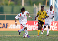 Salvatore Messina. Panama defeated Jamaica, 1-0, during the third place game of the CONCACAF Men's Under 17 Championship at Catherine Hall Stadium in Montego Bay, Jamaica.