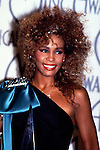 Whitney Houston 1986 American Music Awards