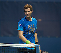 ANDY MURRAY (GBR)<br /> The US Open Tennis Championships 2014 - USTA Billie Jean King National Tennis Centre -  Flushing - New York - USA -   ATP - ITF -WTA  2014  - Grand Slam - USA  <br /> <br /> 2nd September 2014 <br /> <br /> &copy; AMN IMAGES
