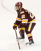 Mike Connolly (Duluth - 22) - The University of Minnesota-Duluth Bulldogs defeated the Union College Dutchmen 2-0 in their NCAA East Regional Semi-Final on Friday, March 25, 2011, at Webster Bank Arena at Harbor Yard in Bridgeport, Connecticut.
