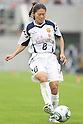 Homare Sawa (Leonessa), OCTOBER 30, 2011 - Football / Soccer : 2011 Plenus Nadeshiko LEAGUE 1st Sec match between INAC Kobe Leonessa 1-1 Urawa Reds Ladies at Home's Stadium Kobe in Hyogo, Japan. (Photo by Kenzaburo Matsuoka/AFLO) [2370]