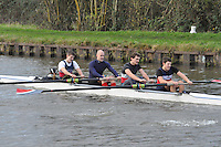 100 COX City of Oxford. Wycliffe Small Boats Head 2011. Saturday 3 December 2011. c. 2500m on the Gloucester Berkeley Canal