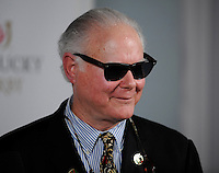 Barry Irwin during the Post Position Draw for the 138th Kentucky Derby at Churchill Downs in Louisville, Kentucky on May 2, 2012.