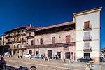 Plaza Mayor (Main Square), Sigüenza, Guadalajara, Spain
