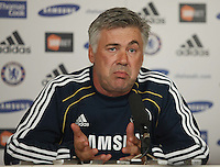 Carlo Ancelotti - Chelsea Manager