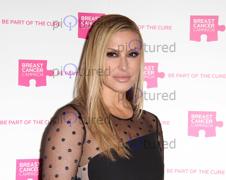Anastacia The Pink Ribbon Ball, Dorchester Hotel, London, UK. 08 October 2011. Contact: Rich@Piqtured.com +44(0)7941 079620 (Picture by Richard Goldschmidt)
