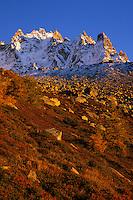Aiguille du Plan (3673m), Chamonix Mont Blanc, France, 2005