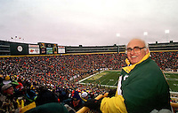 Fred 'Fuzzy' Thurston played left guard for the Packers from 1957-67. He and my father led the famed Packer Sweep.