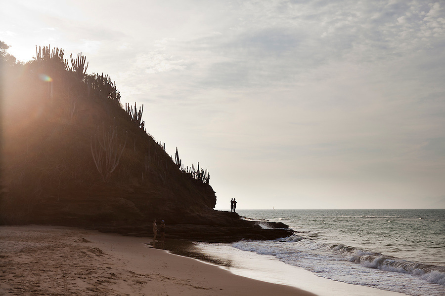 Forno Beach, Buzios.