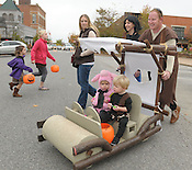 Trick or Treat on the Square 2015