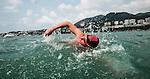 Clean Half Swim Hong Kong 2012