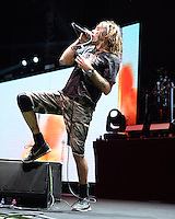 Lamb Of God perform at The Coral Sky Amphitheater FL
