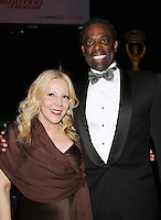 Hollywood, CA - February 19: Michele Elyzabeth, Otis Stokes At 3rd Annual Hollywood Beauty Awards_Inside, At Avalon Hollywood In California on February 19, 2017. Credit: Faye Sadou/MediaPunch