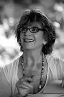 Edna O Brien at the Galle Literary Festival