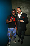 Bez and Eric Roberson Backstage at SOL VILLAGE Hosted by: Eric Roberson music by The Collective featuring Josh X, Lalana, BEZand Anthony Hall at S.O.B.s 5/16/12
