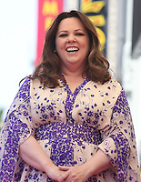 MAY 19 Melissa McCarthy Hollywood Walk of Fame Star Ceremony