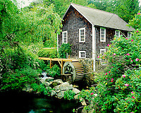 Brewster Mill, Brewster, Massachusetts