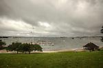 The New York Yacht Club, Newport, Rhode Island.