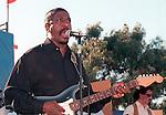 Ike Turner, 9/20/97, San Francisco Blues Festival