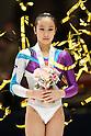 Huang Qiushuang (CHN), November 26, 2011 - Artistic Gymnastics : FIG Artistic Gymnastics World Cup, Tokyo Cup 2011 Women's Individual All-round Medal Ceremony at Ryogoku-kokugikan, Tokyo, Japan. (Photo by Daiju Kitamura/AFLO SPORT) [1045]