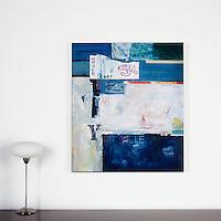 "Rolled Canvas Print: Inman: Soho #152, Digital Print, Image Dims. 41.5"" x 36"","