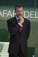 King Juan Carlos I of Spain at COPESPA Awards