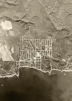 historical aerial photograph Dana Point, Orange County, CA, 1946