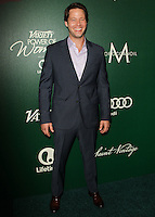 BEVERLY HILLS, CA, USA - OCTOBER 10: Ike Barinholtz arrives at the 2014 Variety Power Of Women held at the Beverly Wilshire Four Seasons Hotel on October 10, 2014 in Beverly Hills, California, United States. (Photo by Celebrity Monitor)
