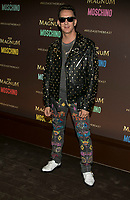 Designer Jeremy Scott arrives at the Magnum X Moschino party during the 70th Annual Cannes Film Festival at Plage l'Ondine in Cannes, France, on 18 May 2017. Photo: Hubert Boesl - NO WIRE SERVICE · Photo: Hubert Boesl/dpa /MediaPunch ***FOR USA ONLY***