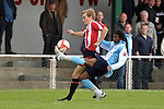 25/09/2010 - AFC Hornchurch Vs Brentwood Town - FA Cup 2QR - The Stadium - Essex