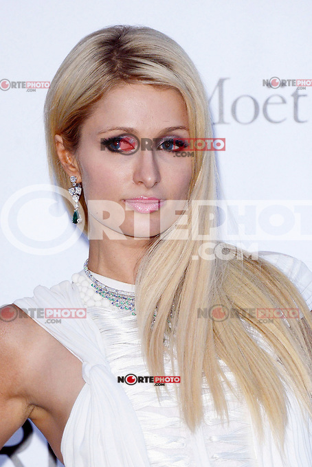 Paris Hilton attending the 2012 amfAR Cinema Against AIDS Gala at Hotel du Cap-Eden-Roc in Antibes, France on 24.5.2012...Credit: Timm/face to face /MediaPunch Inc. ***FOR USA ONLY***