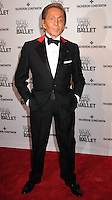 NEW YORK CITY, NY, USA - MAY 08: Valentino Garavani at the New York City Ballet 2014 Spring Gala held at the David H. Koch Theater - Lincoln Center on May 8, 2014 in New York City, New York, United States. (Photo by Celebrity Monitor)