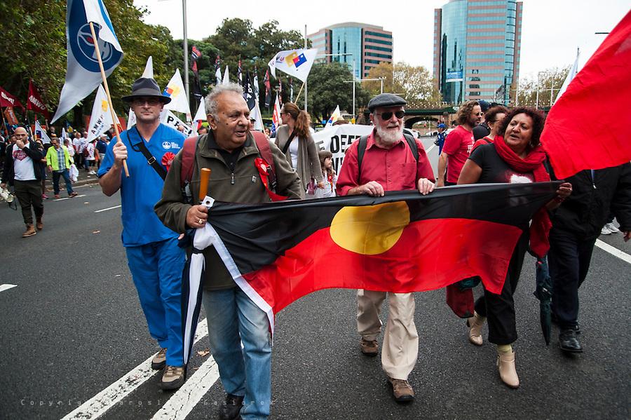 May Day , Sydney 2016