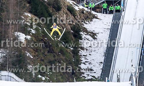 11.01.2014, Kulm, Bad Mitterndorf, AUT, FIS Ski Flug Weltcup, Bewerb, im Bild Noriaki Kasai (JPN) // Winner Noriaki Kasai (JPN) during the FIS Ski Flying World Cup at the Kulm, Bad Mitterndorf, Austria on <br /> 2014/01/11, EXPA Pictures &copy; 2014, PhotoCredit: EXPA/ JFK
