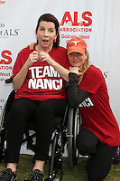 LOS ANGELES, CA - OCTOBER 16: Nanci Ryder, Renee Zellweger at the ALS Association Golden West Chapter Los Angeles County Walk To Defeat ALS at Exposition Park in Los Angeles, CA on October 16, 2016. Credit: David Edwards/MediaPunch