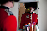 Behind the scenes at Trooping the Colour