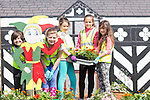 FREE TO USE PICTURE BY CHRIS BULL FOR ROYAL HORTICULTURAL SOCIETY <br /> Preparations are under way today (Wed 15th July) for the RHS Flower Show at Tatton Park which opens its doors on Wednesday 22 July and will run until Saturday 25th July.<br /> Gawsworth Primary School pupils with their garden - The Legend of Maggoty Johnson. L-R Sam Moss, 11 , Hannah Williams, 11 , Connie Jordan , 11 , Lucy Pegg , 11 and Scarlett Fregapane, 11.<br /> <br /> <br /> Further info from RHS PR-<br /> aimeereilly@rhs.org.uk 07739 630705<br /> edhorne@rhs.org.uk  07776193226<br /> siobhanmacmahon@rhs.org.uk