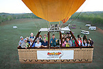 20101027 October 27 Cairns Hot Air Ballooning