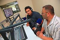 Program broadcast in the Maori language on the community radio of Whakatane.