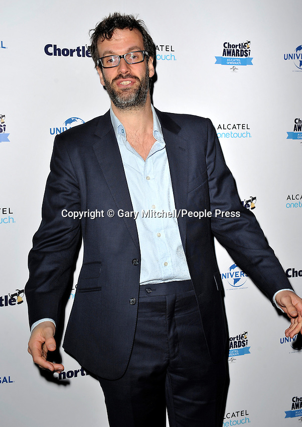 Marcus Brigstocke  attends the Chortle Awards at Ministry Of Sound on March 26, 2014 in London, England.
