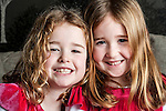 Remi and Reese kenyon Smith Portrait session<br />