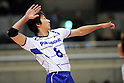 Shinji Kawamura (Panthers), MARCH 5, 2011 - Volleyball : 2010/11 Men's V.Premier League match between Toyoda Gosei Trefuerza 1-3 Panasonic Panthers at Tokyo Metropolitan Gymnasium in Tokyo, Japan. (Photo by AZUL/AFLO).
