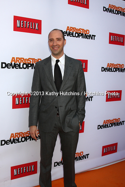 "LOS ANGELES - APR 29:  Tony Hale arrives at the ""Arrested Development"" Los Angeles Premiere at the Chinese Theater on April 29, 2013 in Los Angeles, CA"