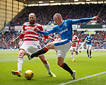 Kenny Miller and Georgios Sarris