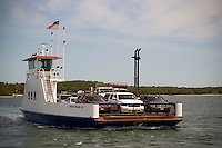 Shelter Island Ferry Boat